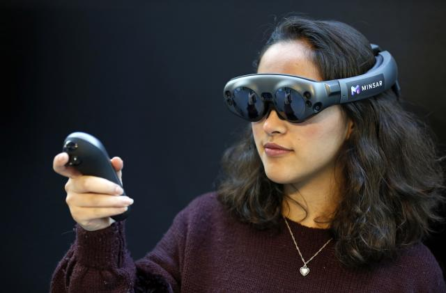 Recommended Reading: The Magic Leap project the world may never see