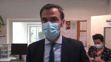 """Port du masque dans les lieux fermés : Olivier Véran envisage de passer de la """"recommandation chaleureuse"""" à l'obligation"""