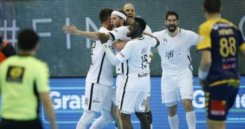 Hand - Coupe de la Ligue (H) - Coupe de la Ligue : Le PSG qualifié au bout du suspense pour la finale