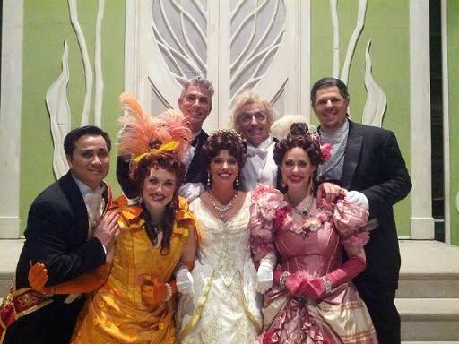 Filipino tenor triumphs anew in Rossini opera