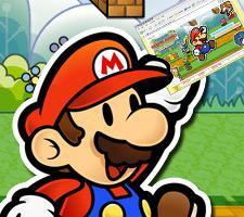 New videos at Super Paper Mario's Japanese site