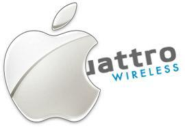 Apple makes it official, acquires Quattro Wireless