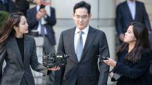 Why Samsung's Billionaire Scion Is Facing Jail Again