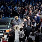 Automakers Put on a Show in Detroit But Policy Storms Loom in DC