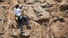 CDMX tiene el tercer muro de escalada más grande del mundo