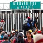 Migrants Headed to U.S. Clash With Mexican Forces at Guatemalan Border