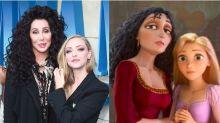 Fans piden que Cher y Amanda Seyfried sean las estrellas del reboot de Rapunzel... Si lo hubiera