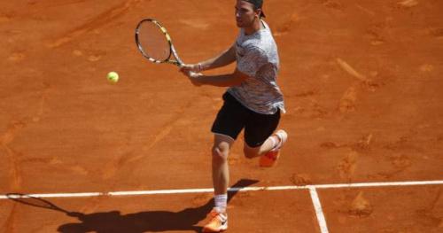 Tennis - ATP - Monte-Carlo - Adrian Mannarino: «Une victoire importante»