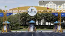 After furloughing 95% of workers, SeaWorld seeks fed loan