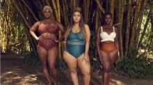Blogger Gabi Gregg Kicks Off 2018 with a Size-Inclusive Swimsuit Collection