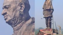 This is How Sardar Vallabhbhai Patel's Statue of Unity Looks Like From Space