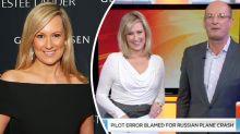 Sunday Night star Melissa Doyle reportedly eyeing off return to Sunrise