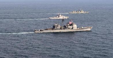 紐時:台海成美中軍事角力場