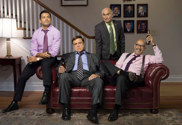 Amazon's Alpha House wins re-election, six new series set to debut