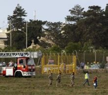 Plane crashes after take-off in Malta, killing all five on board
