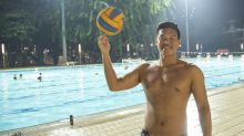Why I Play series: Water polo player Bryan Ong