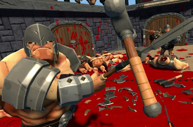 Gladiatorial brawler 'Gorn' comes to PlayStation VR on May 19th