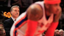 Mike D'Antoni, after Carmelo Anthony muddied his Knicks gig: 'I just went in and quit'