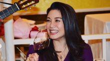 Bernice Liu invites ex-boyfriend to wine event