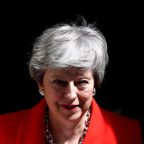 UK PM May says Brexit legislation to have 'improved package of measures'