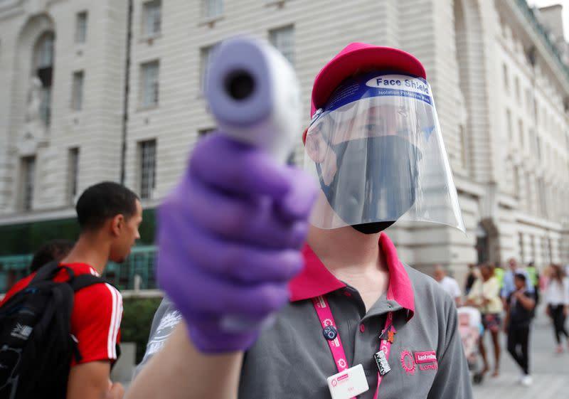 Latest on the worldwide spread of the coronavirus