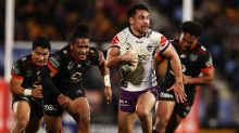 Storm scrap their way to the top of the NRL ladder
