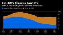 Och-Ziff's Flagship Fund Falls Below $10 Billion on Outflows