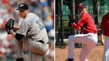 Roy Halladay's son will pitch against Blue Jays in spring training game