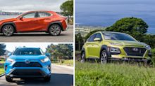 10 Non-Hybrid Crossovers and SUVs That Get 30 MPG or More