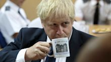 Pound falls to $1.20 as Boris Johnson sets out Brexit demands