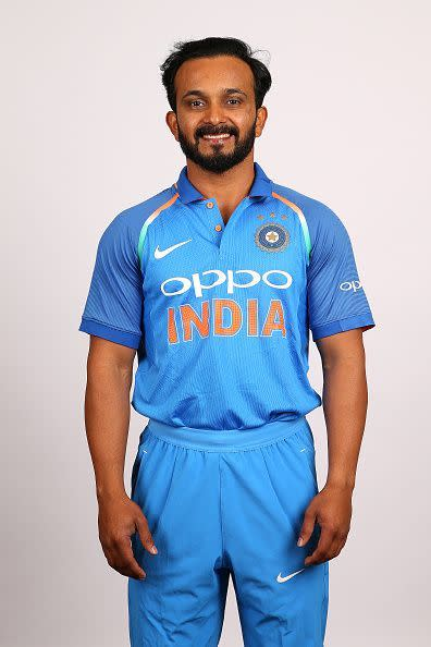 Kedar Jadhav's performance in the series would be crucial for his selection in the World Cup