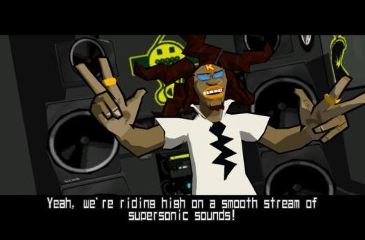 Jet Set Radio composer brings funky fresh beats to Hover