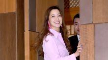 [MD PHOTO]韓國女藝人金喜善出席 代言品牌宣傳