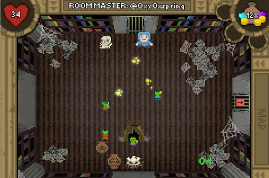 Hitpoint's #Dungeon to start building rooms from tweets on July 4