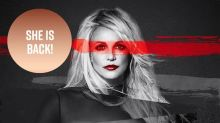 Britney Spears made her official Vegas announcement