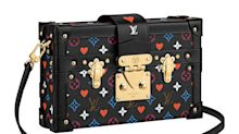 Clubs or hearts? Louis Vuitton presents their new collection, Game On