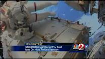 Contest launched for how best to use ISS