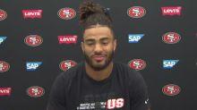 """49ers - Warner : """"Je ne peux pas contrôler la surface du terrain"""""""