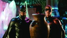 """George Clooney reflects on his """"terrible"""" performance in Batman & Robin"""