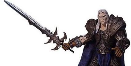 Arthas novel to be released April 2009