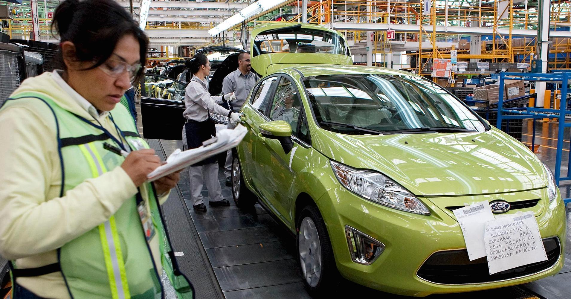 Trump 39 S Rebukes Of American Automakers Ford And Gm Might