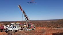 Torian Resources Limited (TNR.AX) Significant Arsenic Surface Anomaly at Tyrannus Prospect