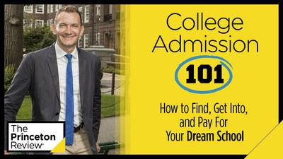 "The Princeton Review Debuted Nine-Video Series ""College Admission 101"" on YouTube"