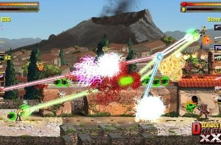 Serious Sam Double D XXL storms XBLA on Feb. 20