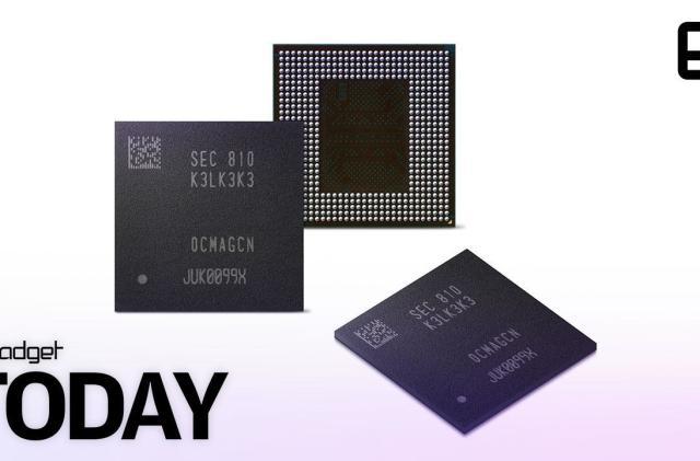Samsung's new DRAM chip will make phones run faster and longer