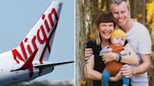 Virgin threatens to kick family off flight over Facebook complaint