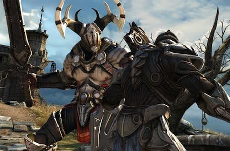 Infinity Blade goes free for limited time