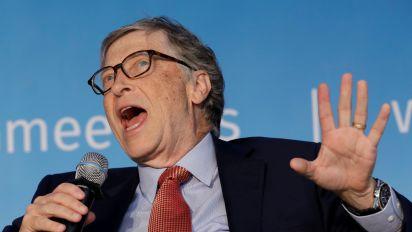 Bill Gates relata las conversaciones más incómodas con Trump