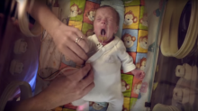 Pampers change emotional premature baby advert due to complaints