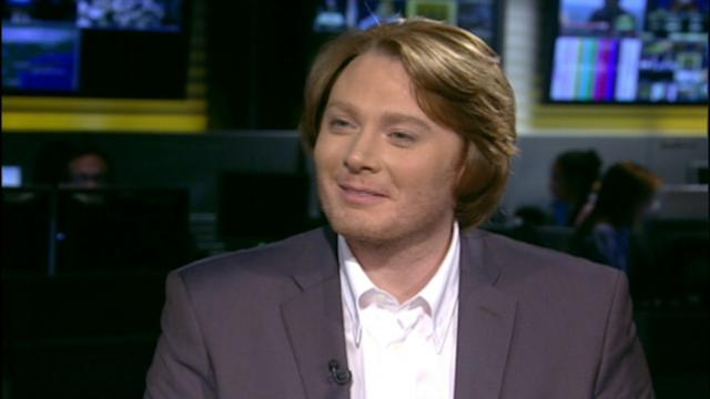 Clay Aiken's Next Performance in Congress?